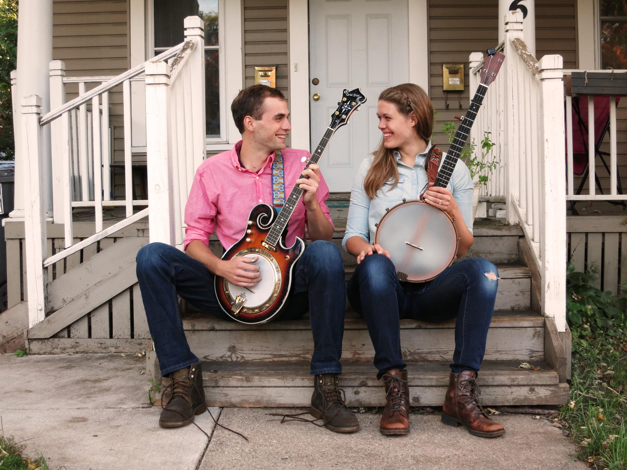 Addie and Paul Banjo.jpg