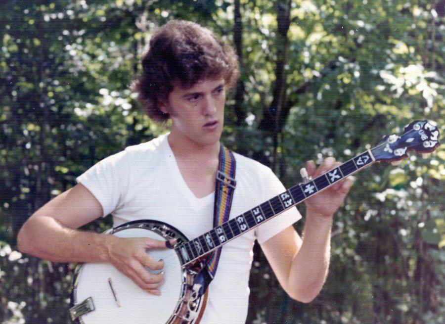 Dan with banjo.jpg