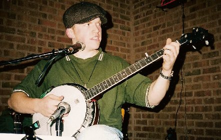 Don Elbreg with banjo.jpg