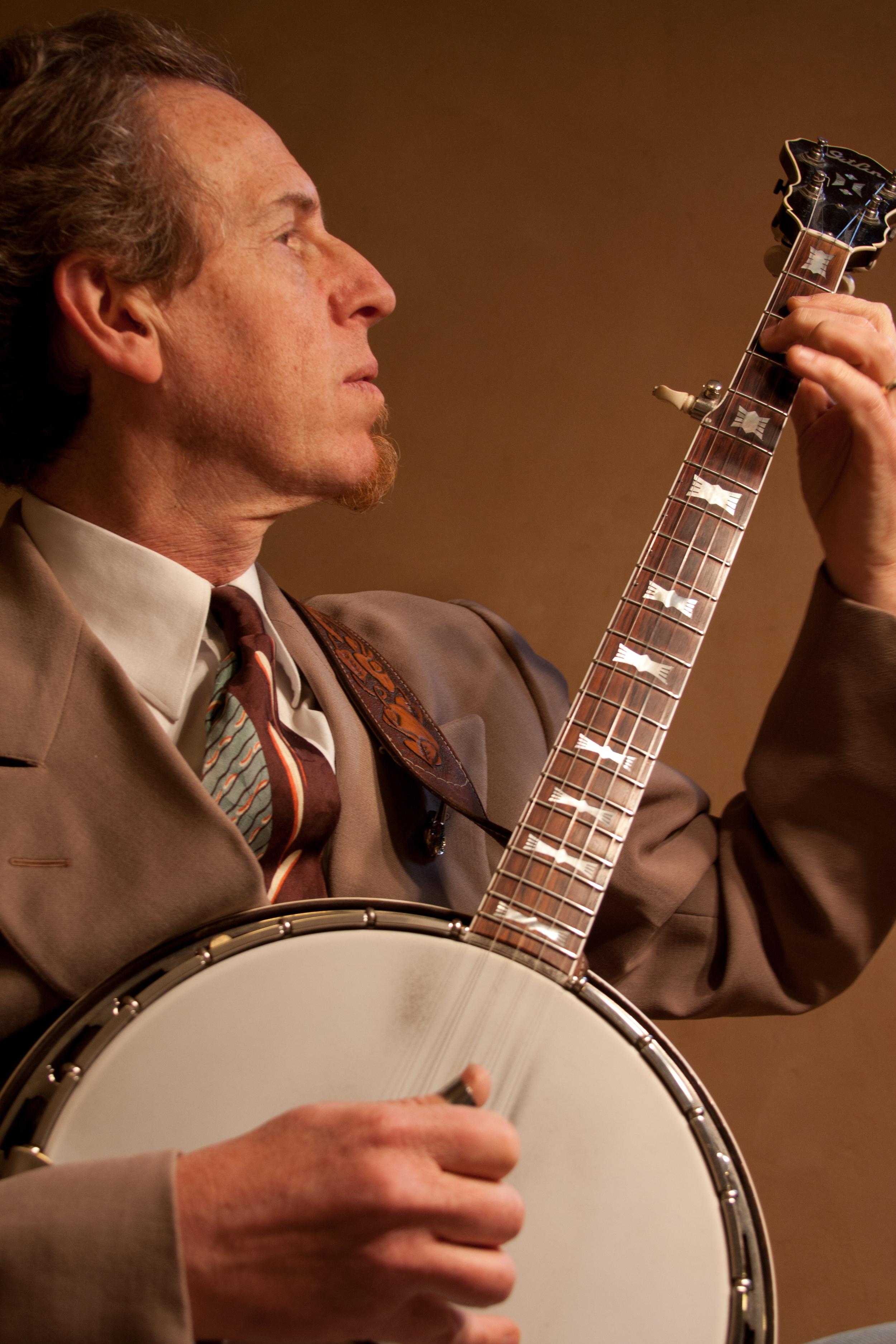 Ira banjo 3-17-13.jpg