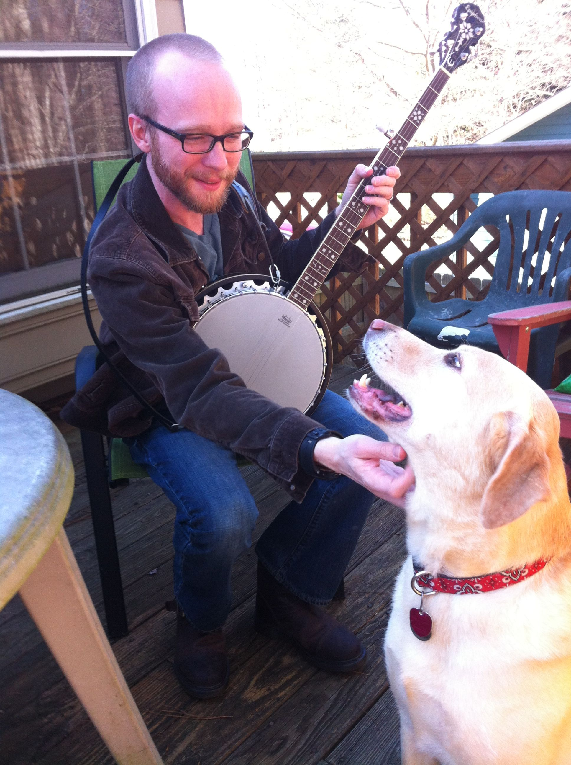 Murray and the banjo.jpg