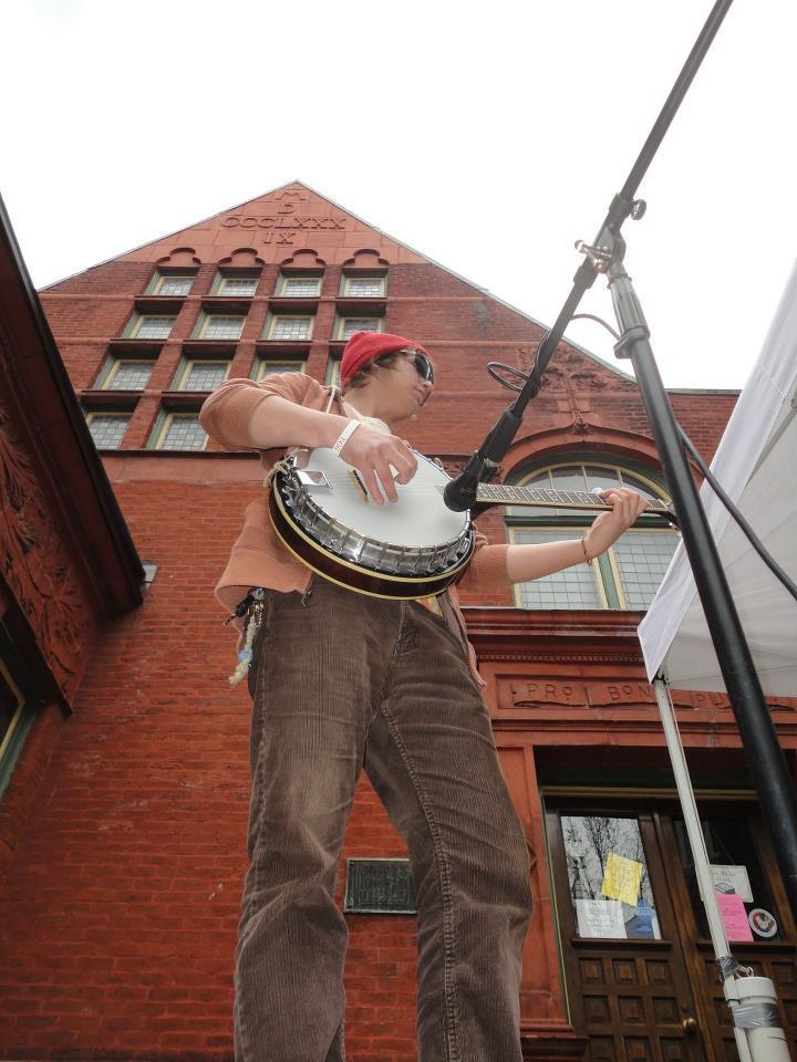 Banjo at a Library.jpg