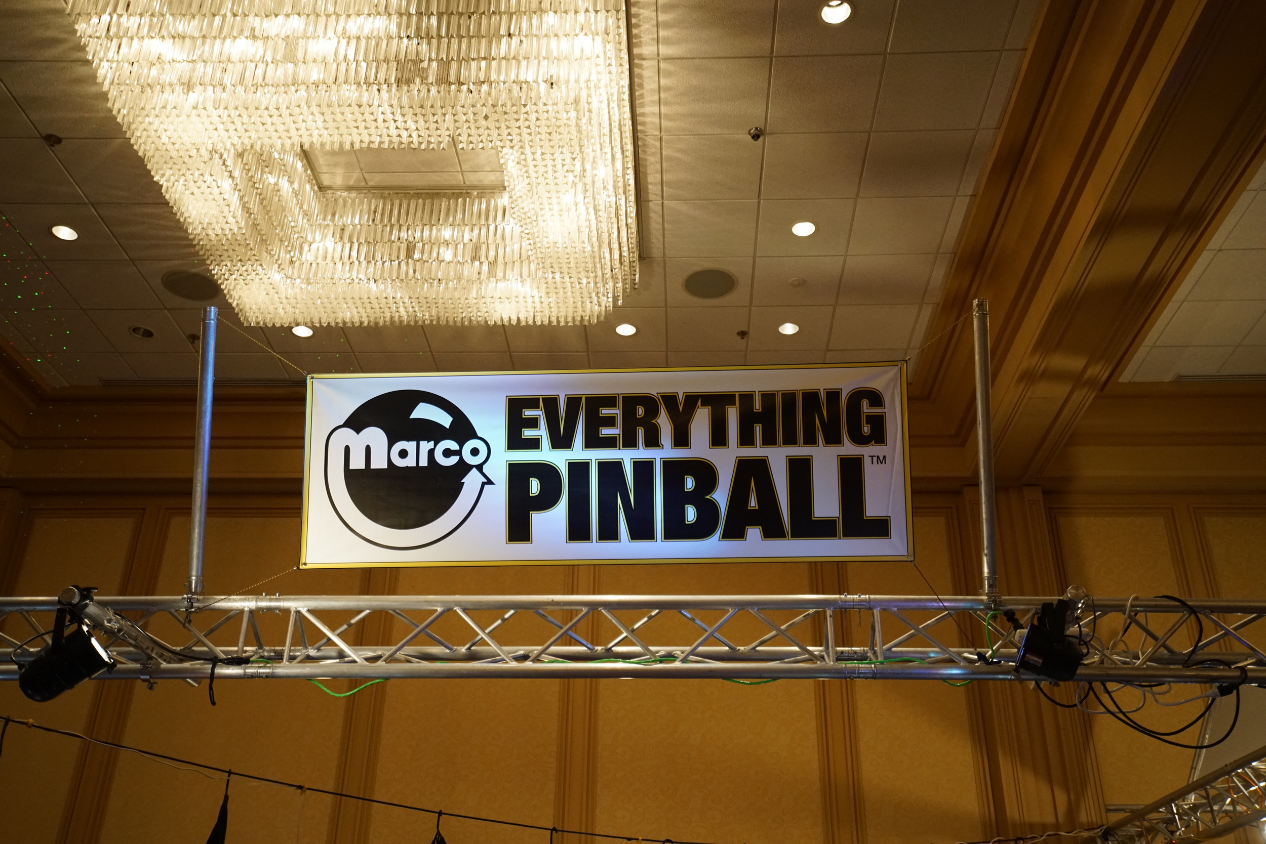 Marco had an excellent showing at this event. Really appreciate the new titles they brought out for us to play!
