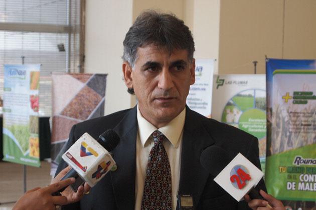 El presidente de Fedeagro afirmó que el sector ha estado desatendido .Foto: Cortesía
