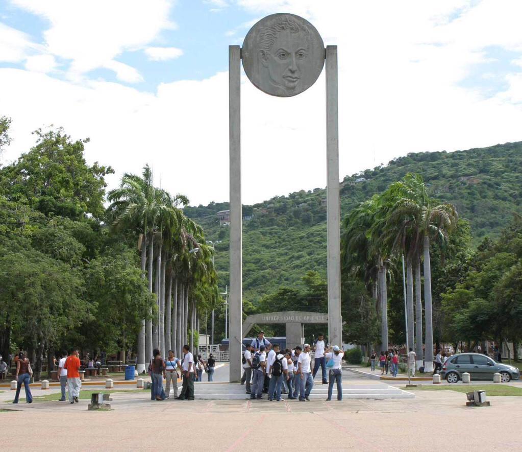 UDO Anzoátegui comienza proceso de citas para inscripciones   Foto: archivo