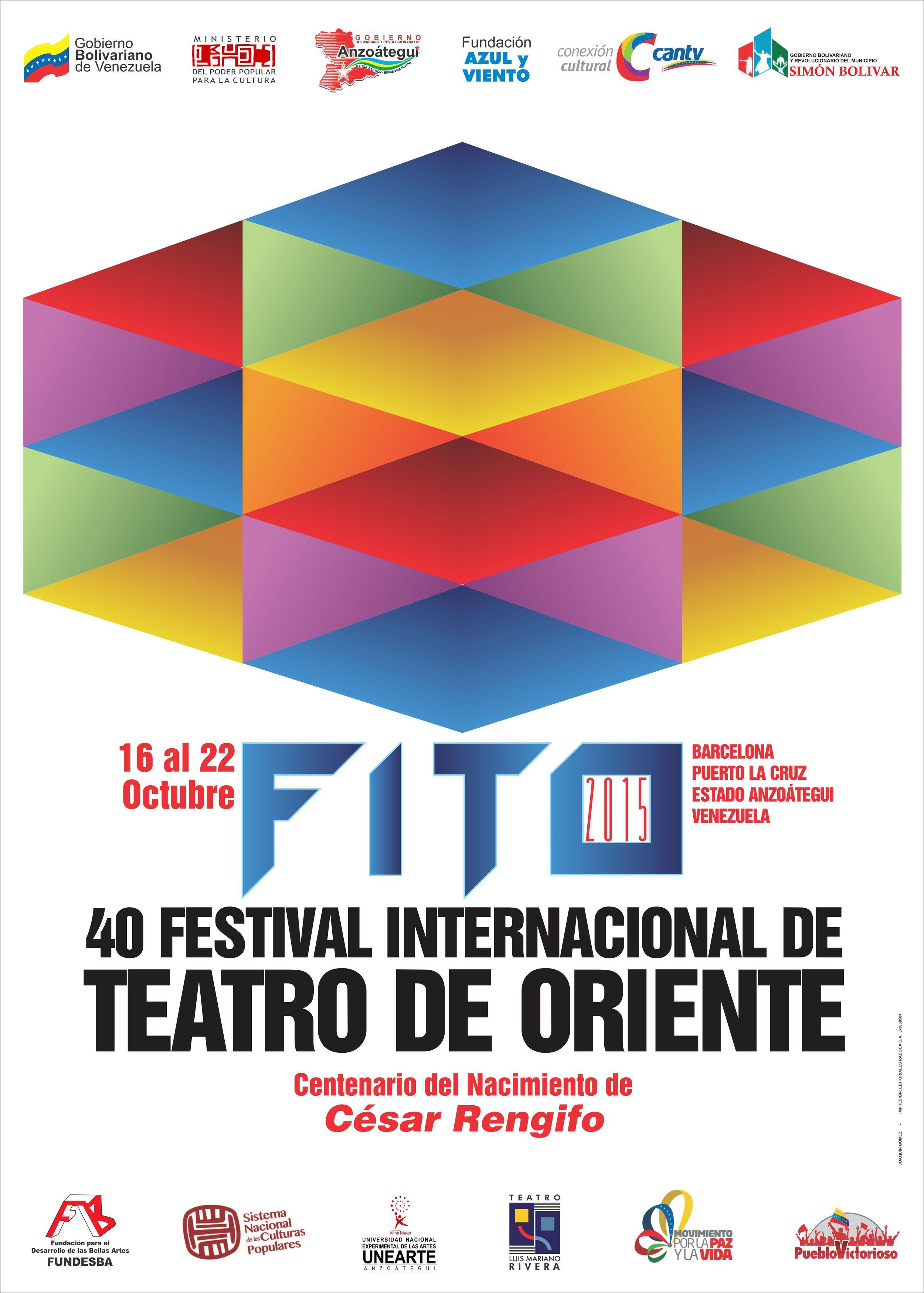 En esta edición participarán grupos de los estados Anzoátegui, Barinas, Bolívar, Carabobo, Monagas y del Distrito Capital. Foto: nota de prensa.