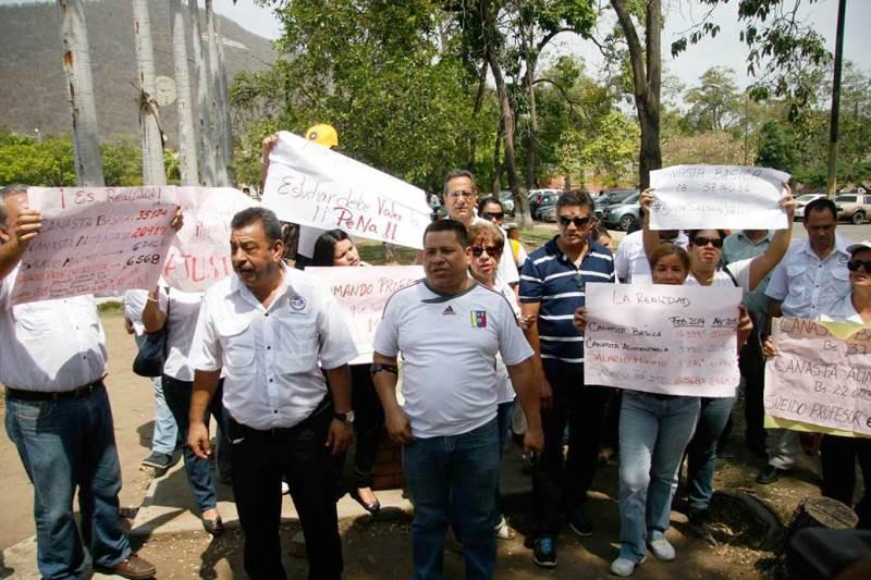 Continúan los problemas en cuanto a los salarios en las universidades Foto: Niurka Franco