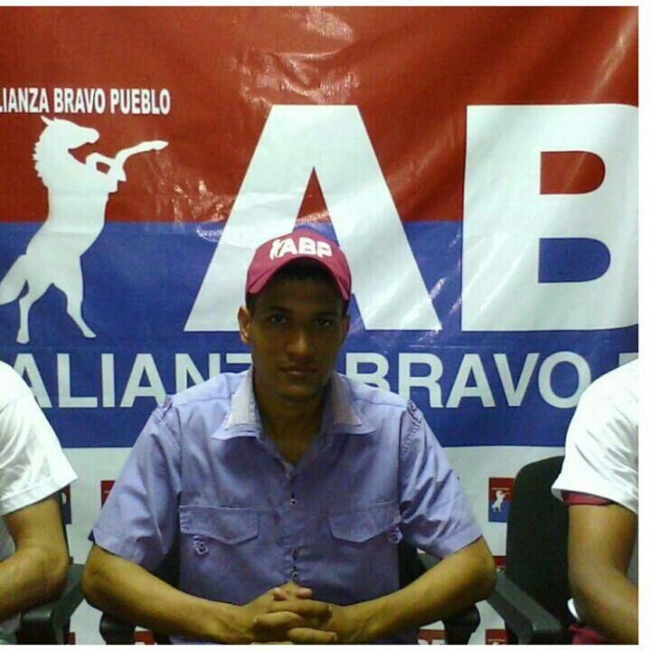 Rojas fue aprehendido mientras registraba la protesta en Ortiz Foto: Cortesía