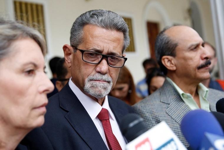 Diputado Americo De Grazia desde la Asamblea Nacional - Foto: archivo