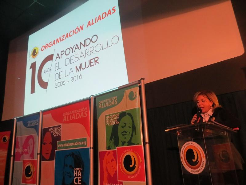 Encuentro por 10 aniversario de Aliadas en Cadena - Foto: cortesía