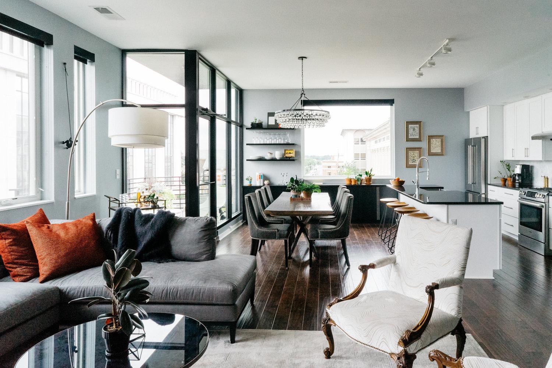 Bon Carrie Moore Interior Design
