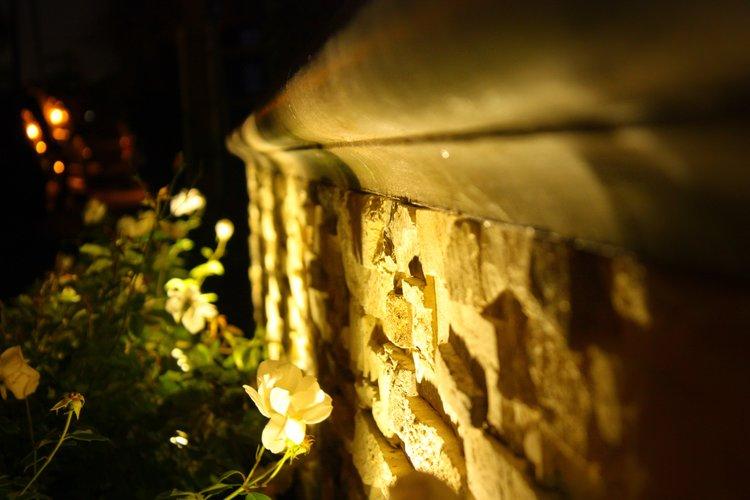 Wall Wash Lighting LED HALOGEN ORANGE COUNTY CA