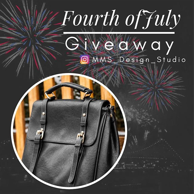 🎇🇺🇸4th of July GIVEAWAY🇺🇸 🎇 ✨Enter for a chance to win the Loretta Messenger Backpack. ✨ ___ How to enter: 👇 1. Follow @miztique_bags  2. Like this photo  3. Tag 3 friends  ___ For additional entries #repost this on your feed or stories and make sure to tag us. ___ WINNERS WILL BE ANNOUNCED TOMORROW, JULY 3rd. ___ Open to US Residents only. No purchase necessary. Free domestic shipping only within the US. [Disclaimer: This giveaway is in no way sponsored, endorsed, administered by, or associated with Instagram.]