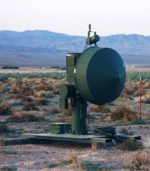 Predator Ground Data Terminal