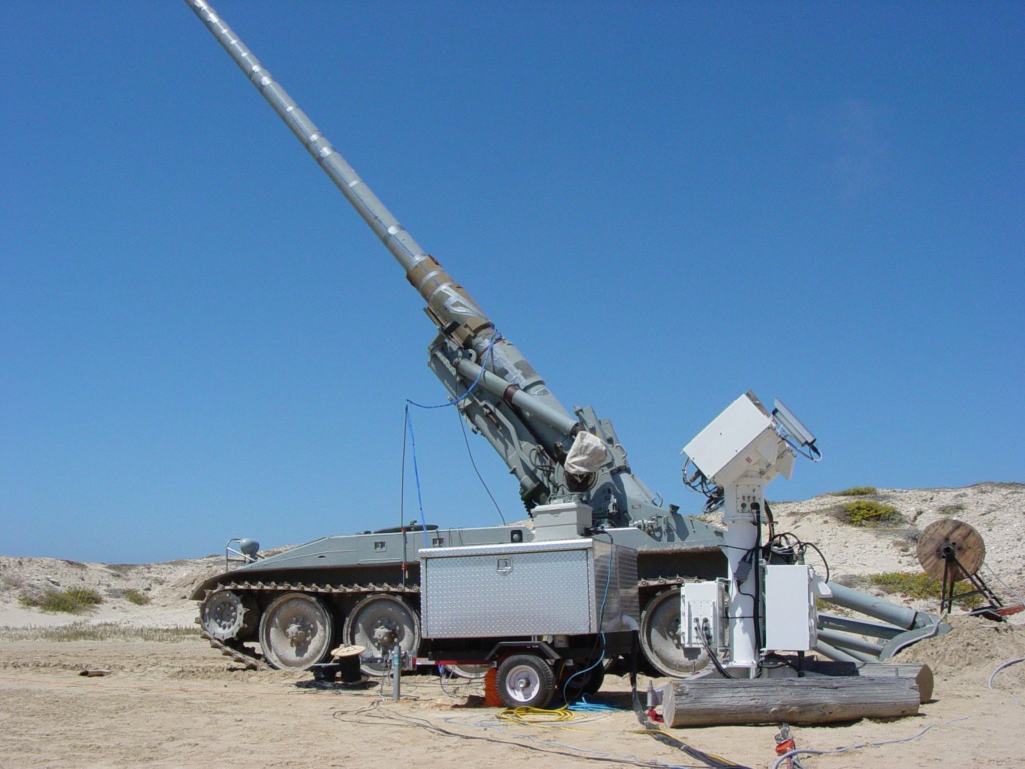 Doppler Radar for Artillary