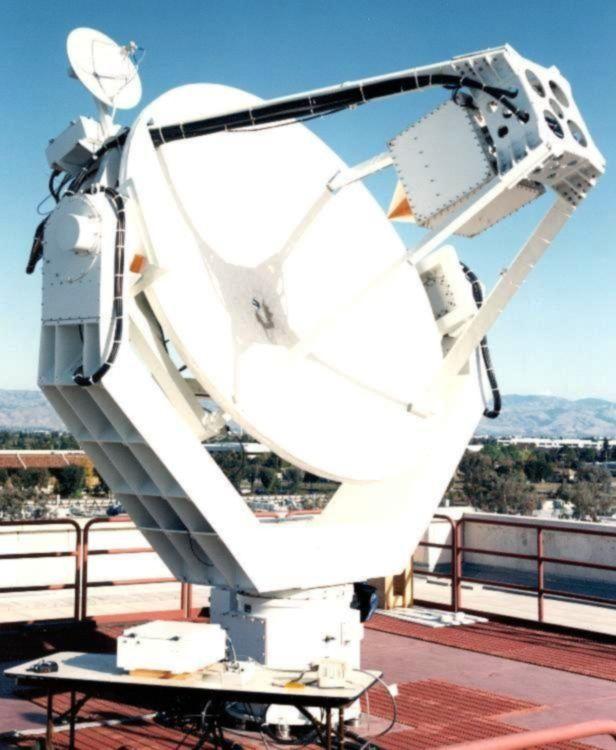 Shipboard Military Radar
