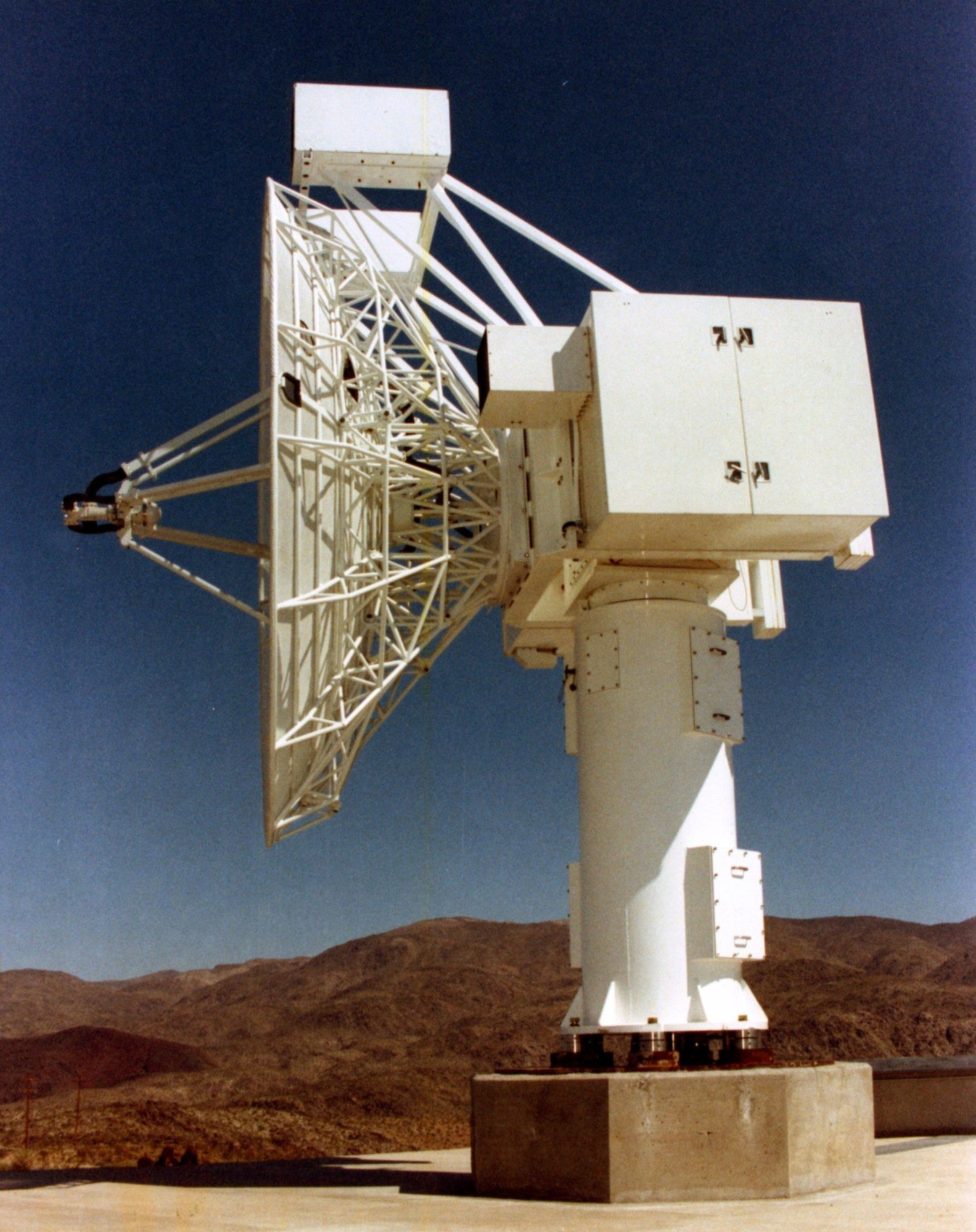S-Band Precision Range Radar