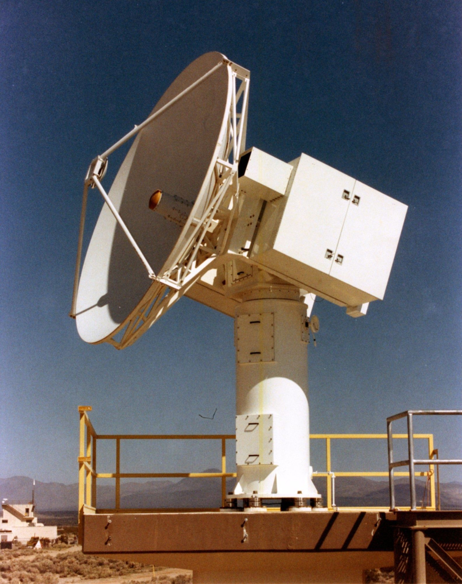 X-Band Precision Range Radar