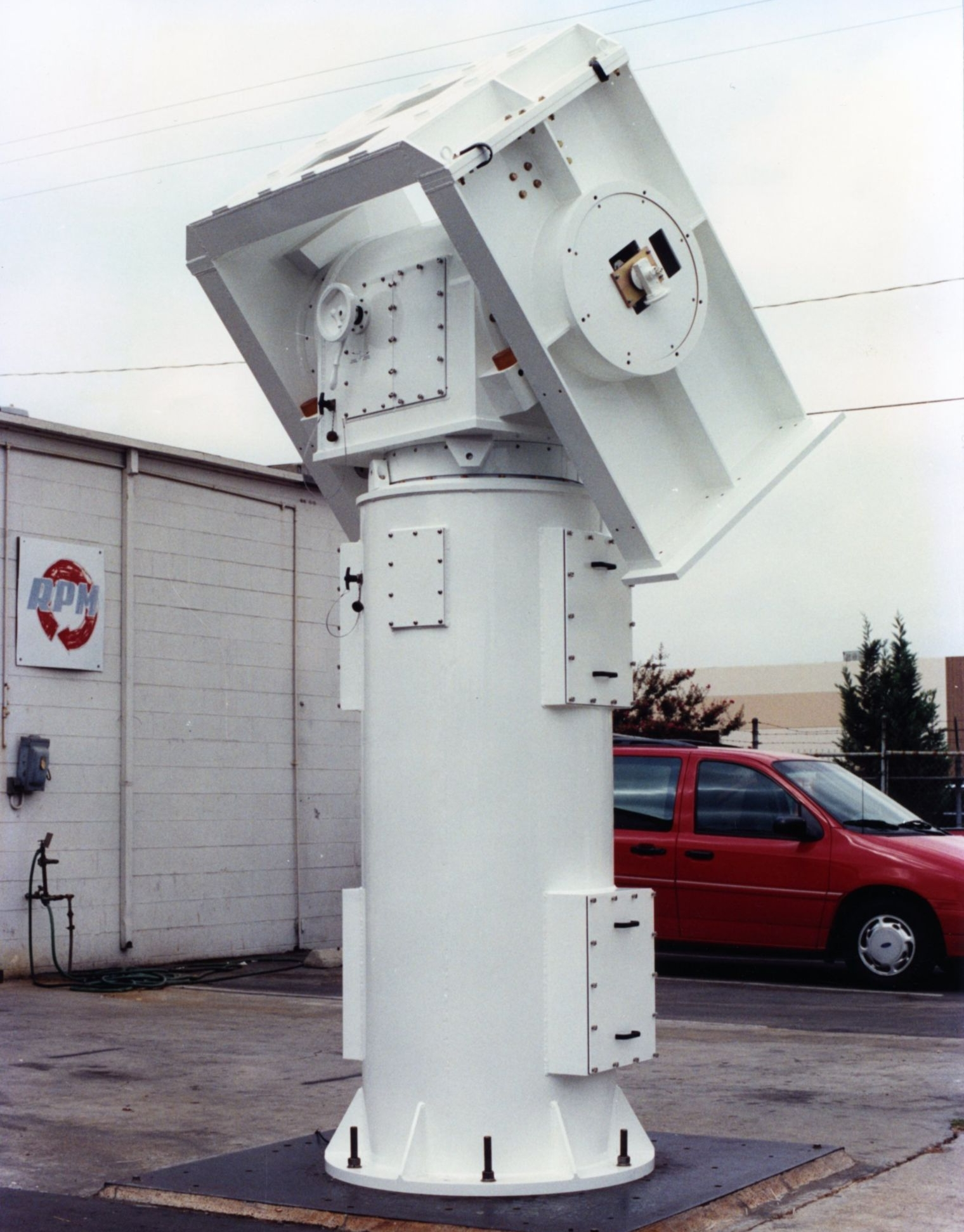 Precision Range Radar  PG-2510