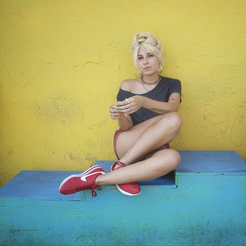 JESSICA HERNANDEZ - -Bass, Vocals, Music Director-Composer, Bass, Synth on Secret Evil, Demons-Asst. in tour management, booking