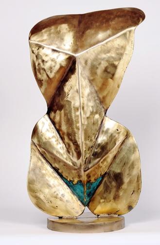 Bronze Torso IV