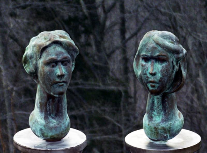 Grecian Heads