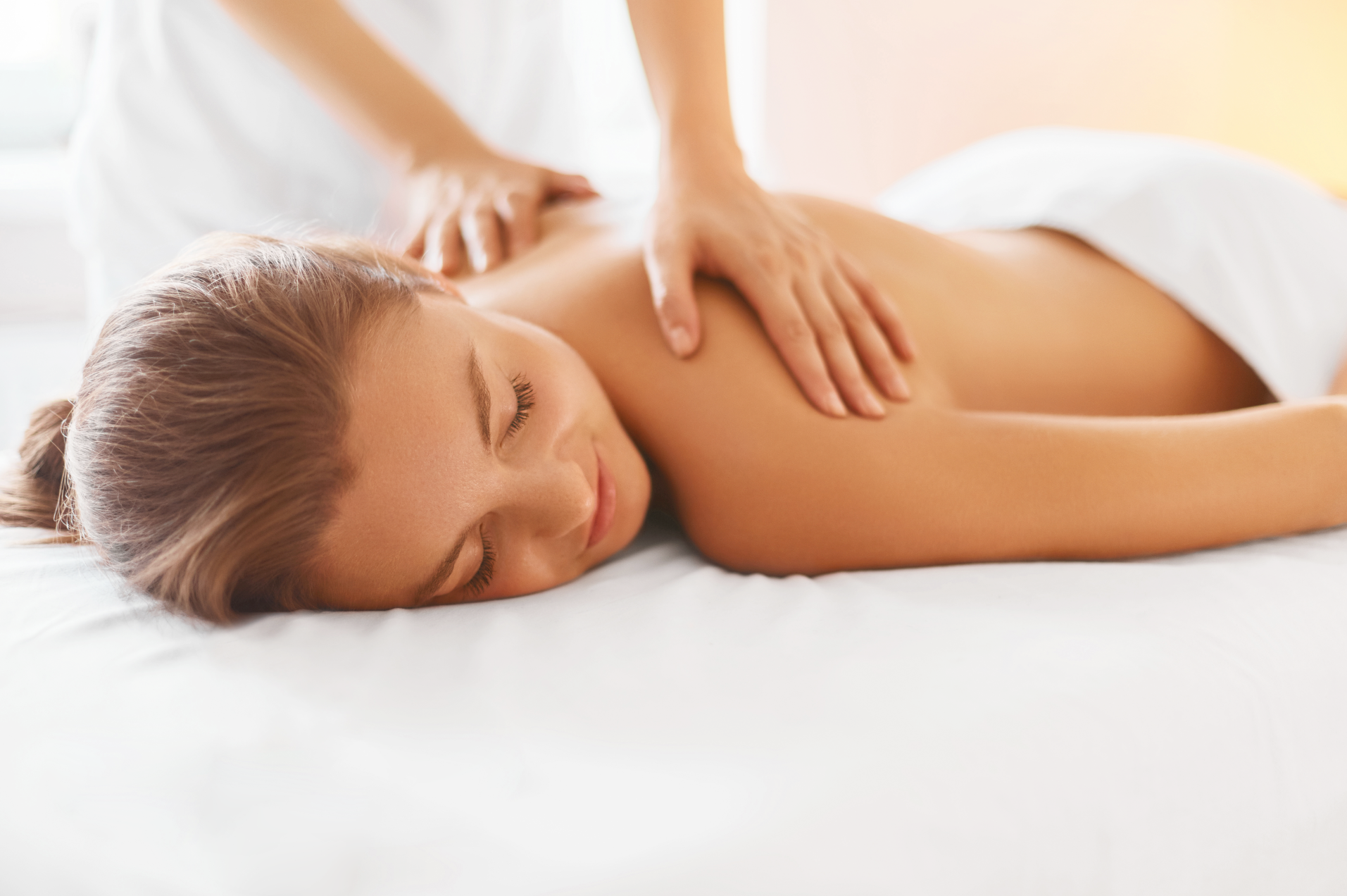 MASSAGE THERAPY    LEARN MORE