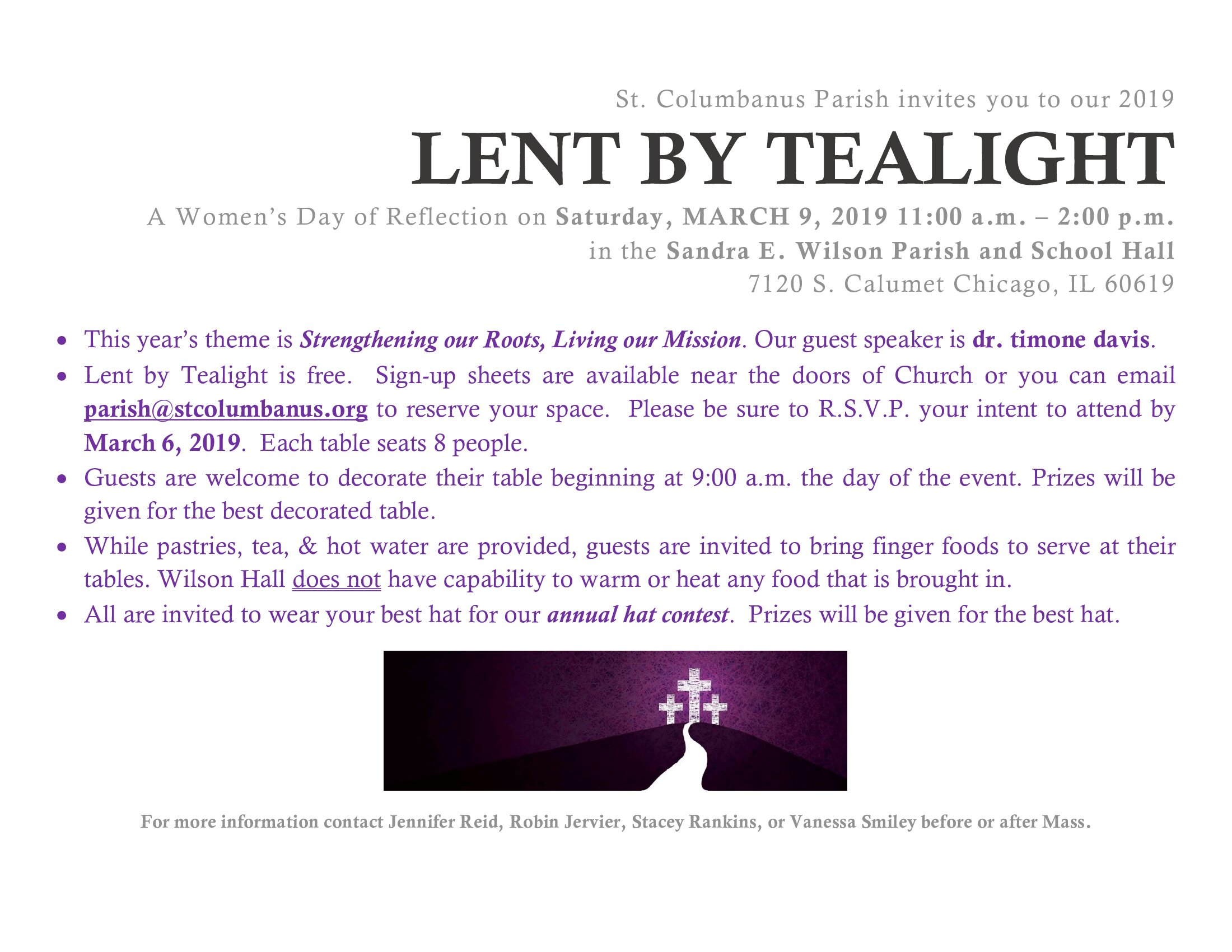 Lent by Tealight 2019 Flyer.jpg