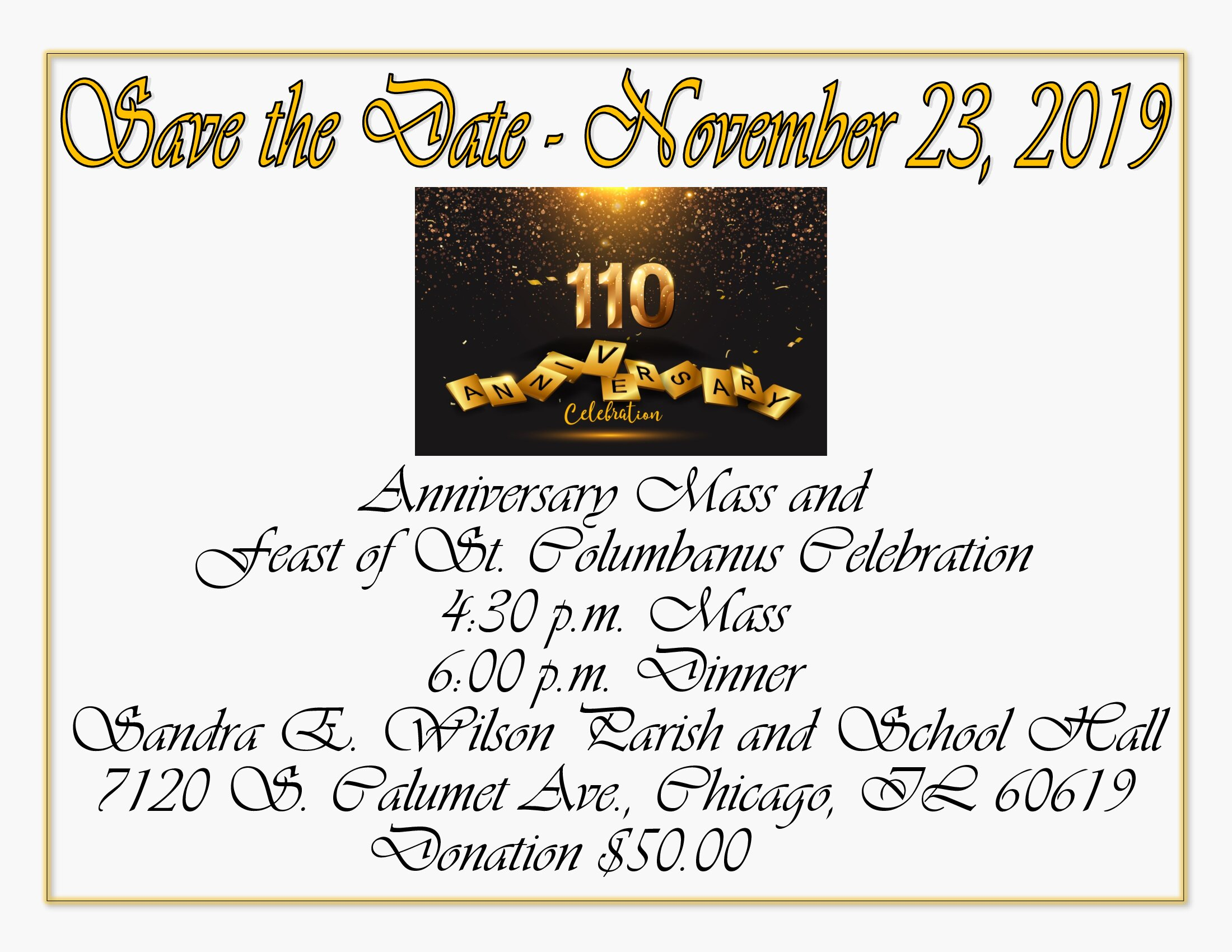 Feast of St. Columbanus Celebration Save the Date Flyer.08.22.2019.jpg