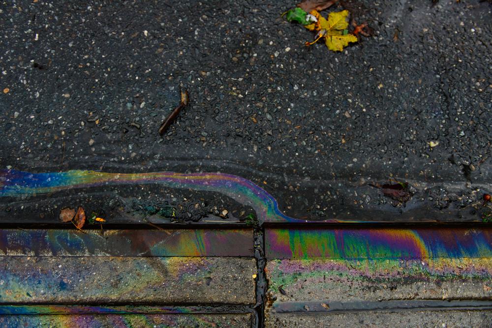 Oily Curb