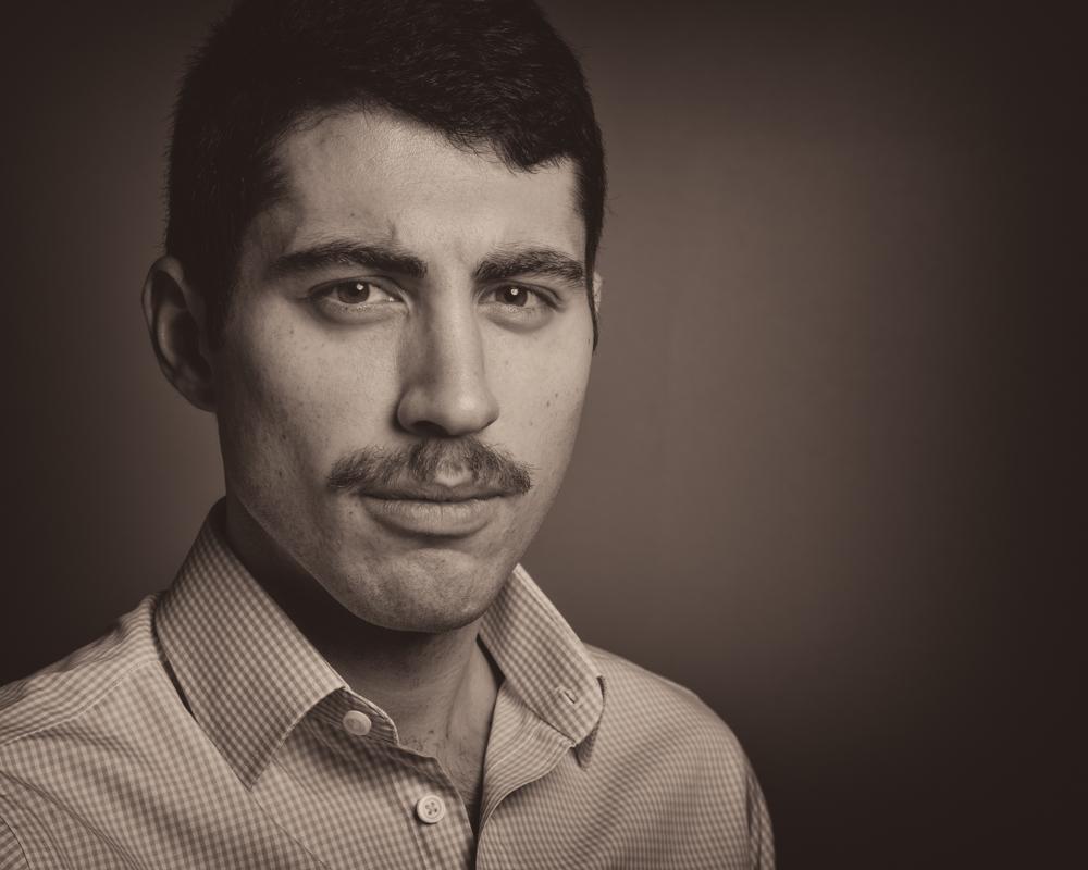 Movember stache 6