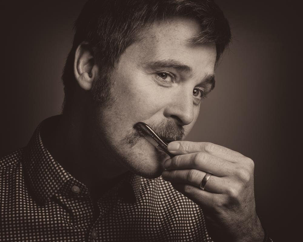 Movember stache 1