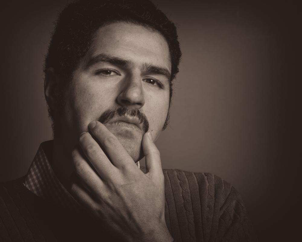 Movember stache 11