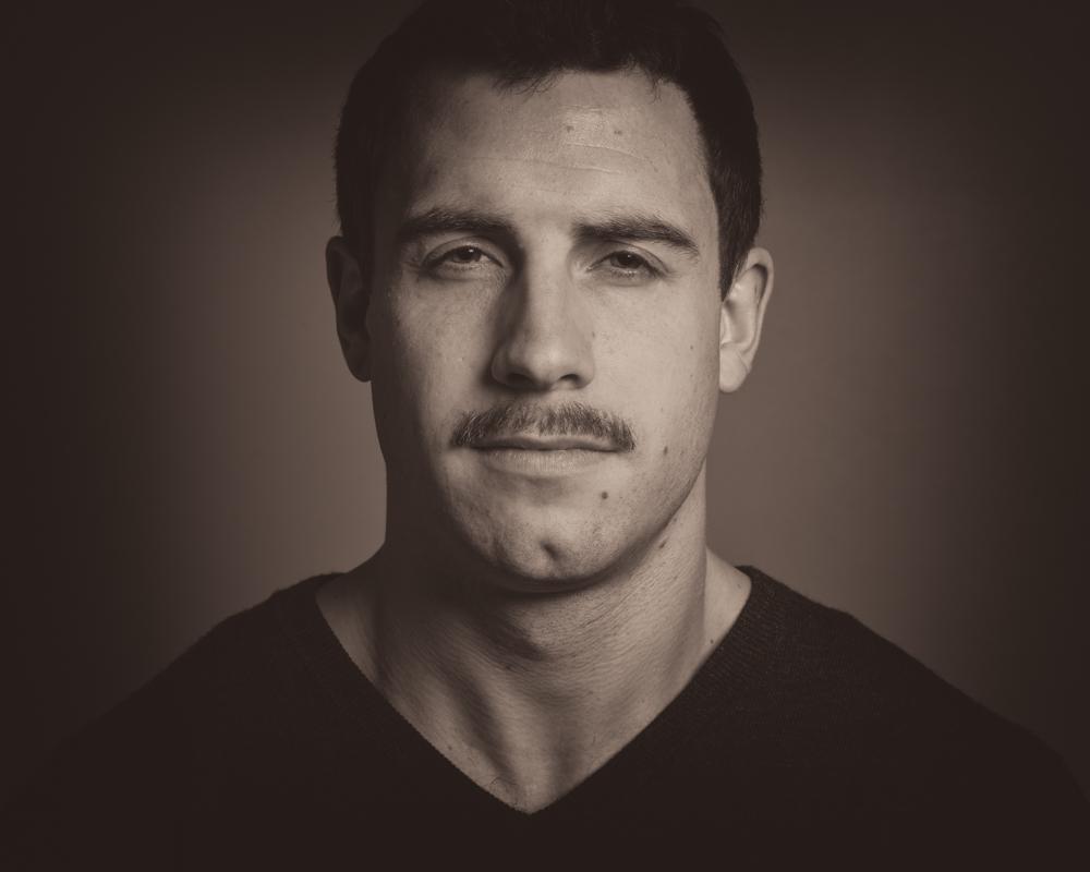 Movember stache 22