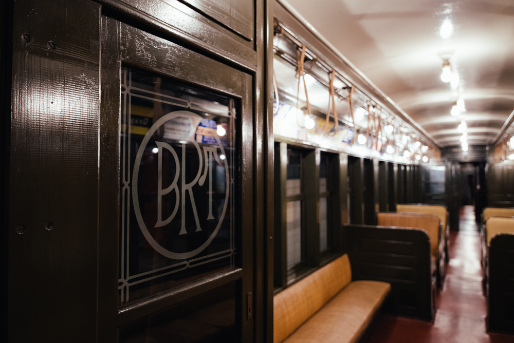 BRT Subway Car