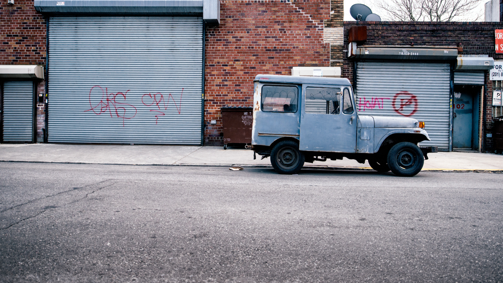 Red Hook Jeep