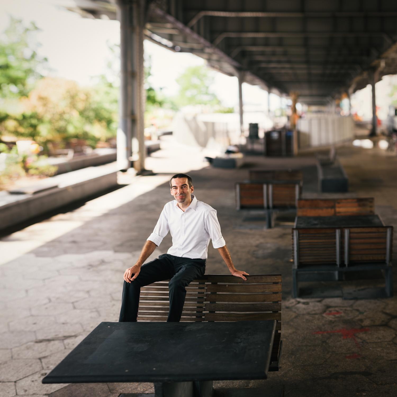 Matt Clark Engineer Portrait 2