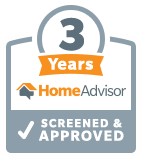 Home Advisor Trust Seal 3 Years