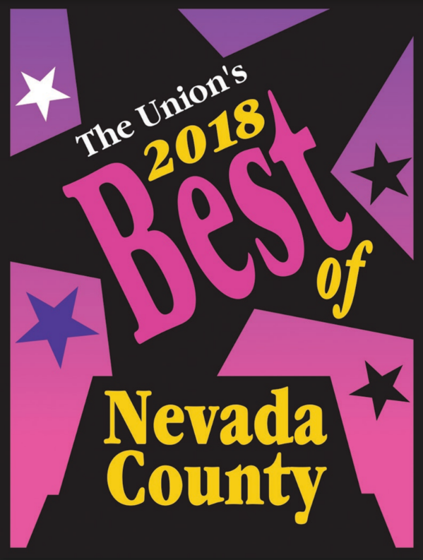 Best of Nevada County Trust Seal