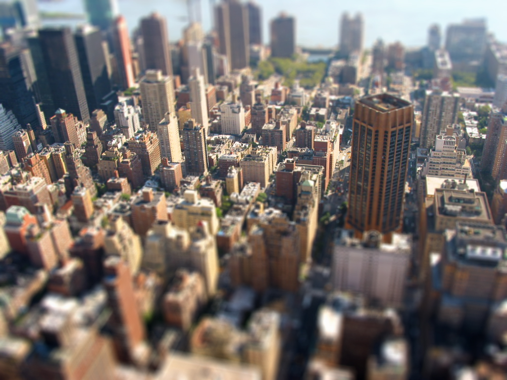 """  NYC ""  by   @marco   is licensed under   CC BY-ND 2.0   and cropped and changed to grayscale from original."