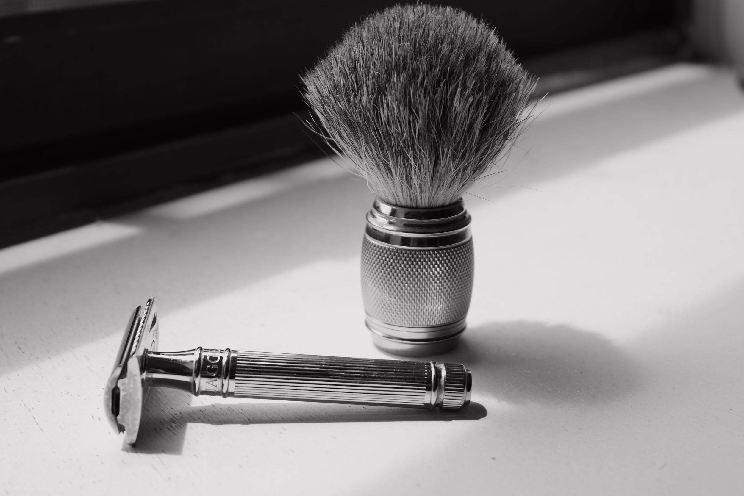 """ Shaving Essentials "" by  Barney Bishop  is licensed under  CC BY-ND 2.0 ."