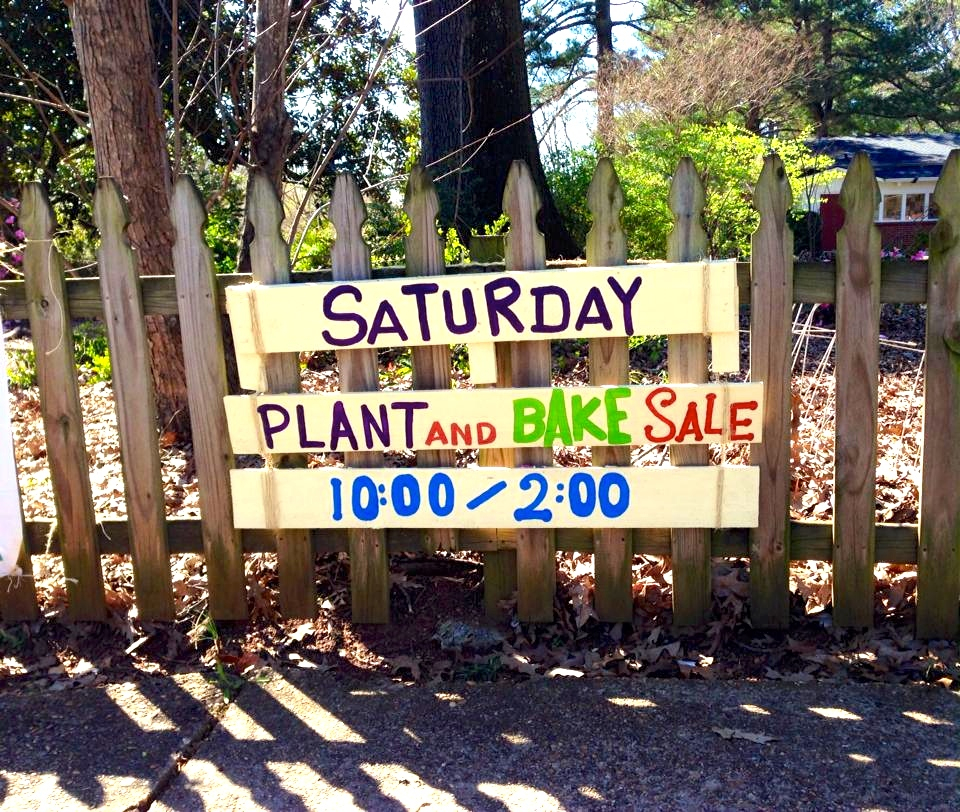Plant Sale, Cozette's sign.jpg