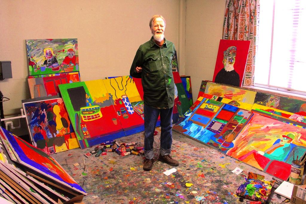 04 Bob and his studio photo by Alan Dyer.jpg
