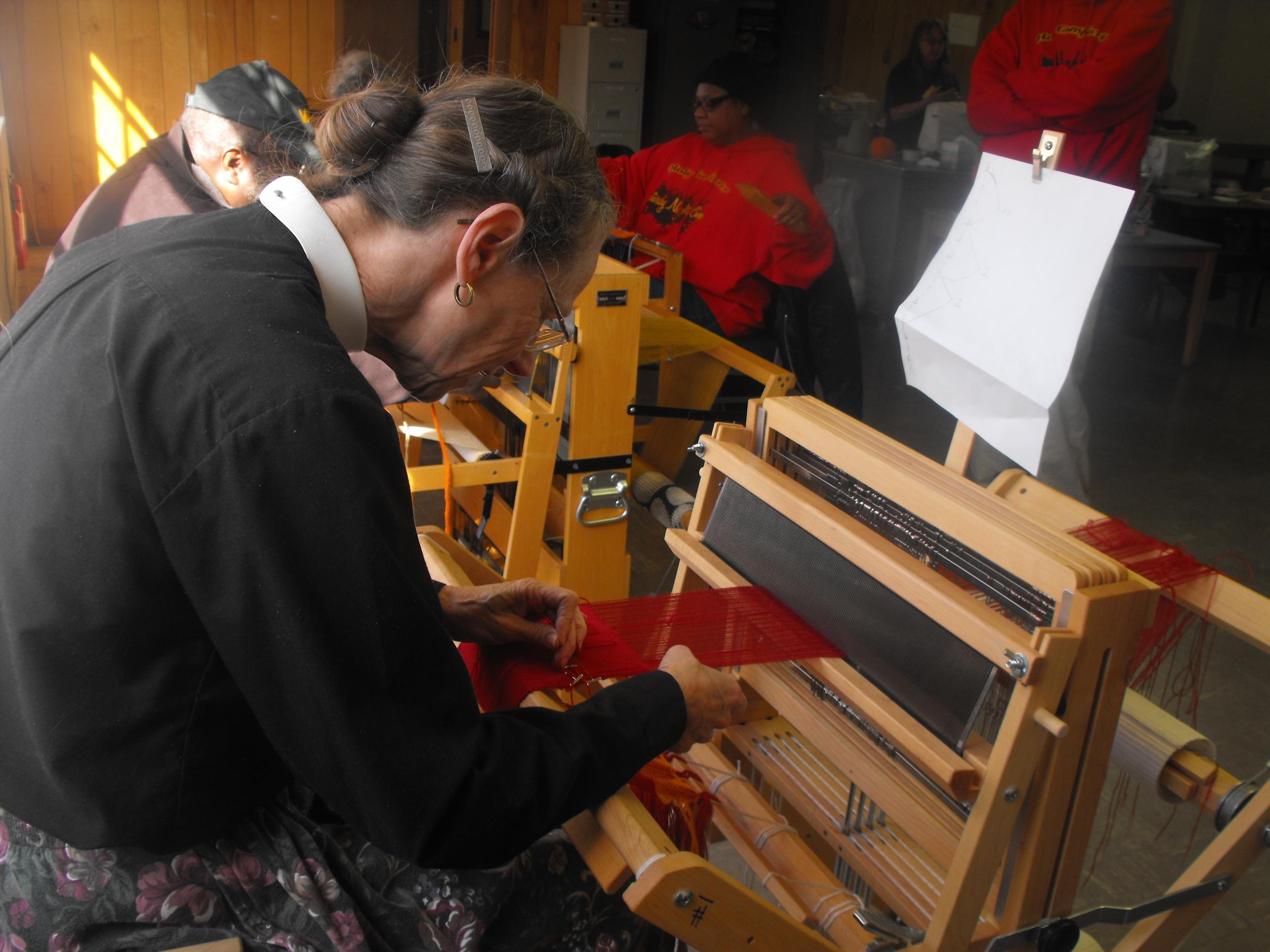 Deacon Katharine, Art, Weaving.jpg