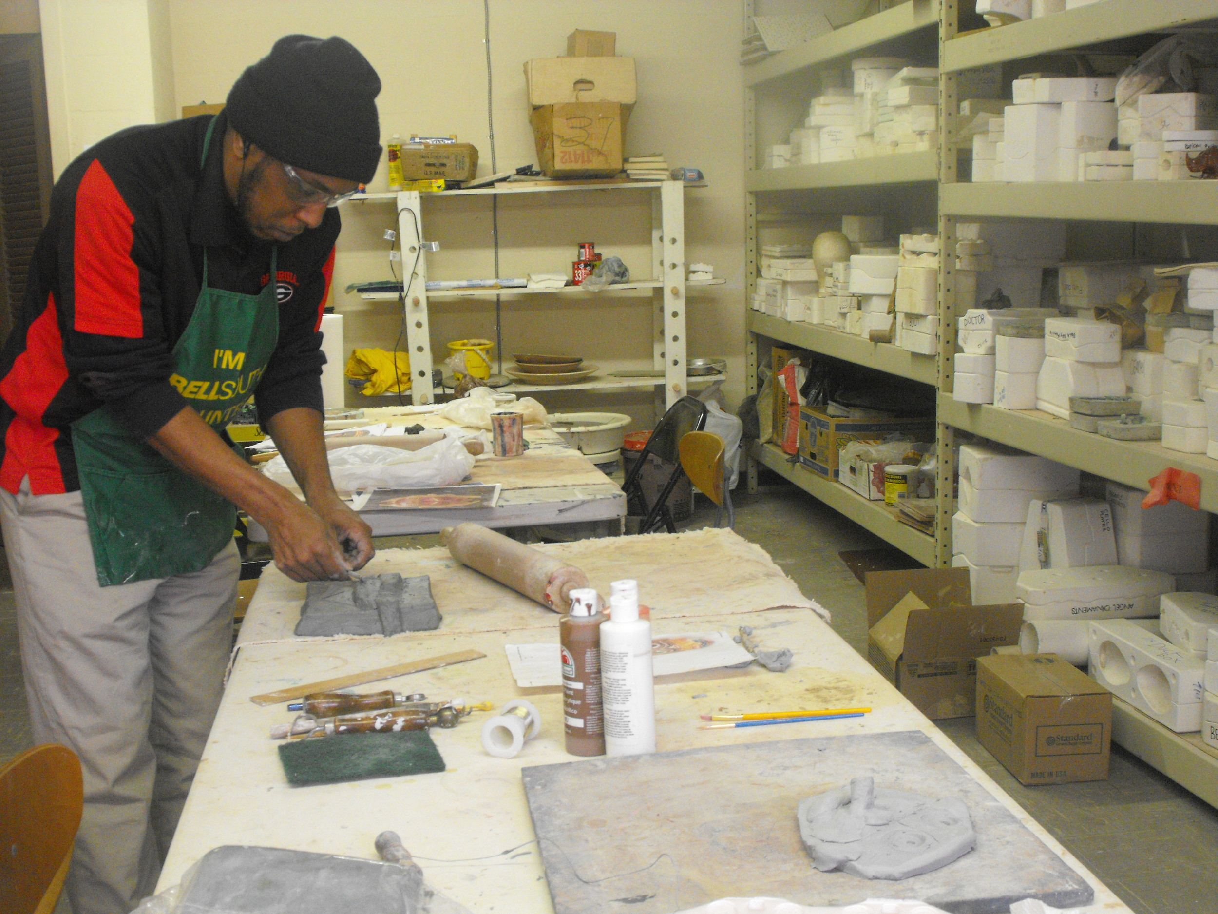 Guy from Mission Possible, Art, Ceramics.jpg