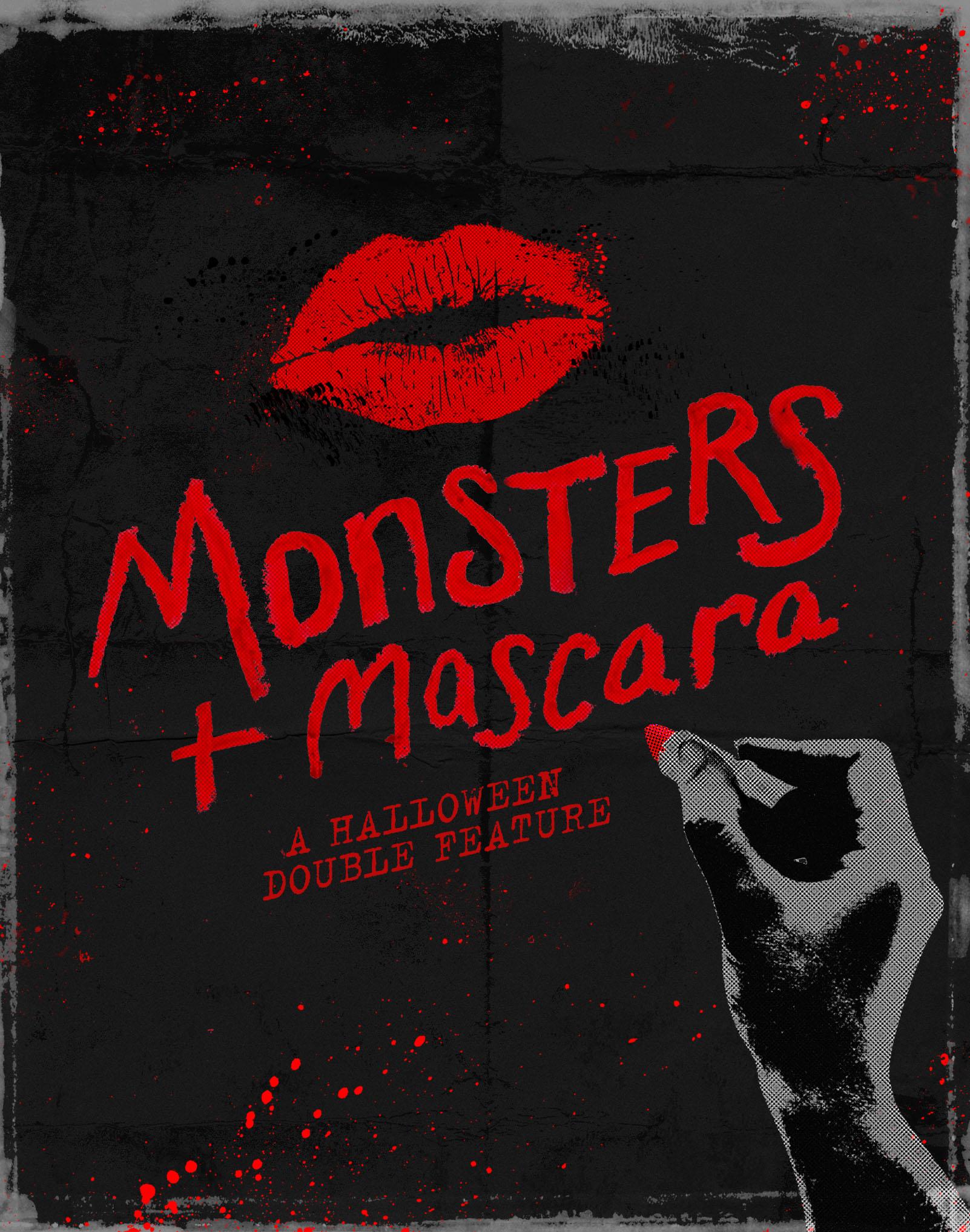 MonstersMascara