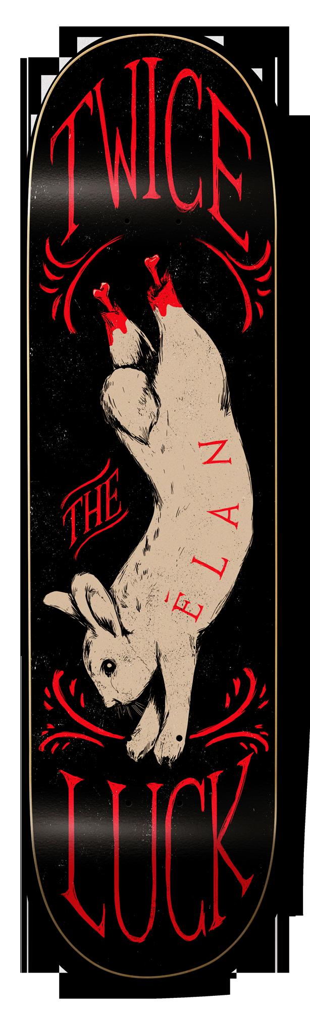 Élan, Twice The Luck - Animal Series