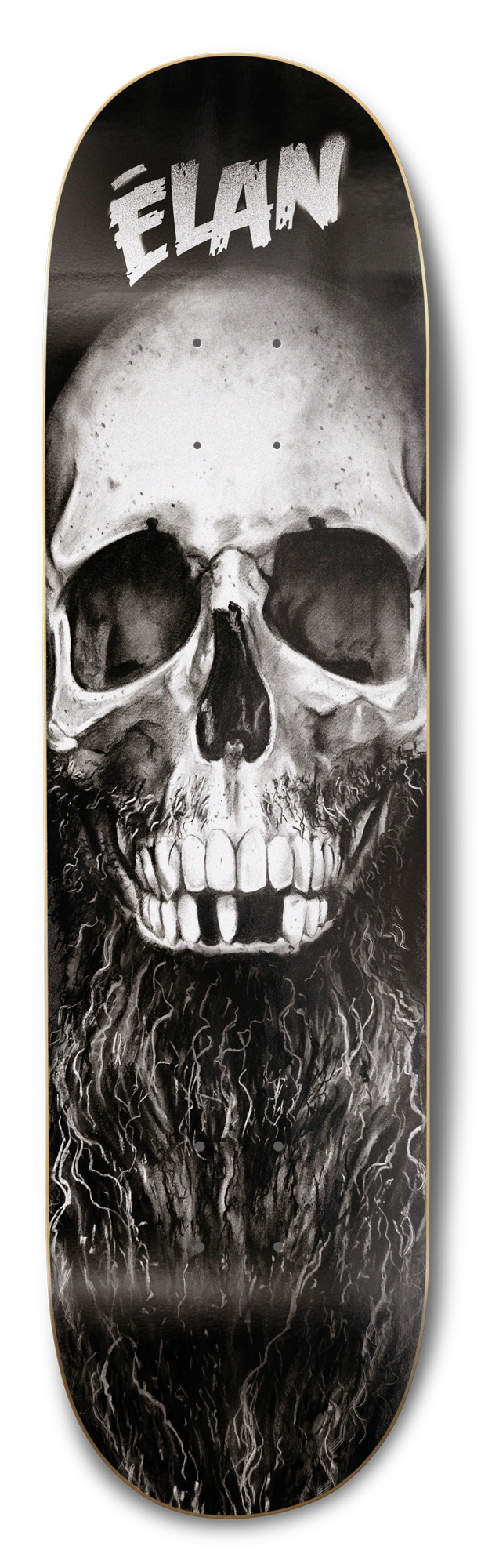 Élan Bearded Skull - Evil Series