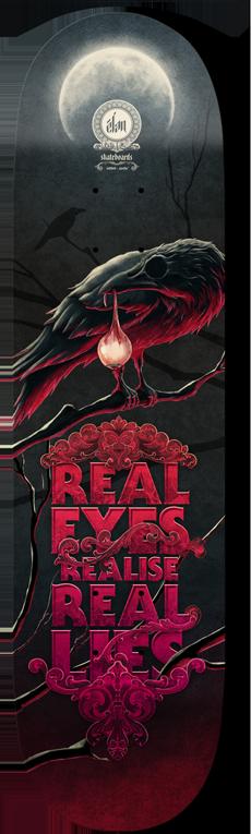 Élan Real Eyes Realize Real Lies - Evil Series