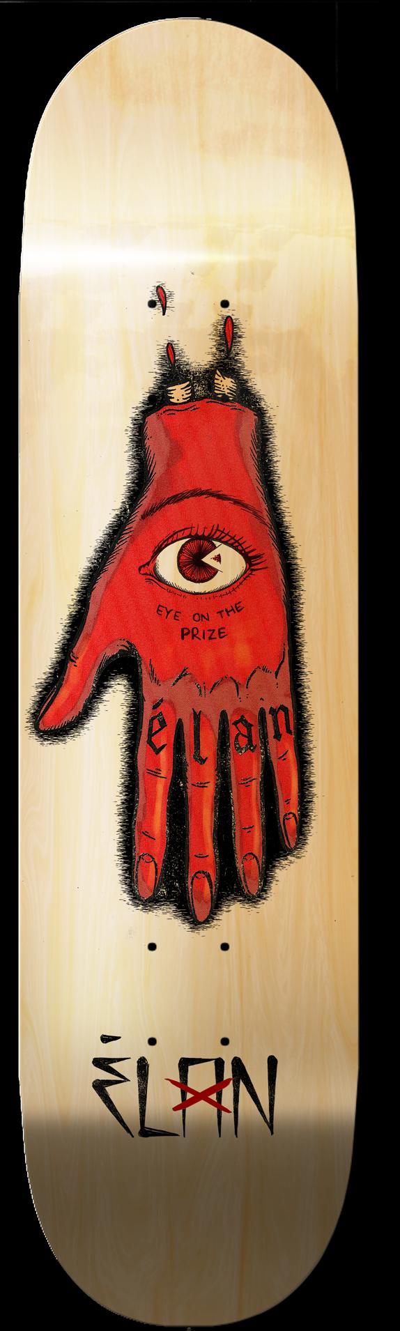 Élan, Hand - Russian Tattoo Series